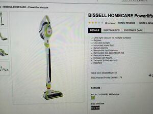 Bissell upright vacuum like new