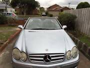 2005 Mercedes-Benz CLK350 Convertible Hughesdale Monash Area Preview