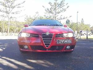 2006 Alfa Romeo 156 Sedan Varsity Lakes Gold Coast South Preview
