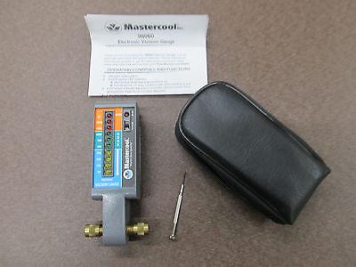 Mastercool 98060 Electronic Vacuum Gauge 7003767839206