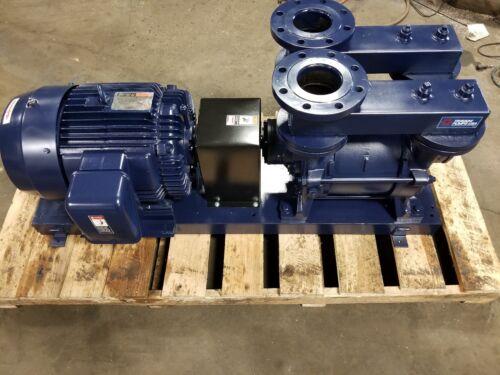 Travaini TRSC 100-550, 400 cfm, Sihi, Dekker, Kinney, vacuum pump