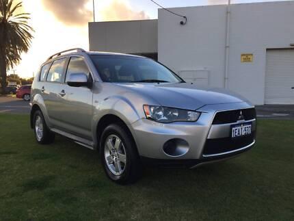 2012 Mitsubishi Outlander SUV Automatic    ***  low kms*** Maddington Gosnells Area Preview