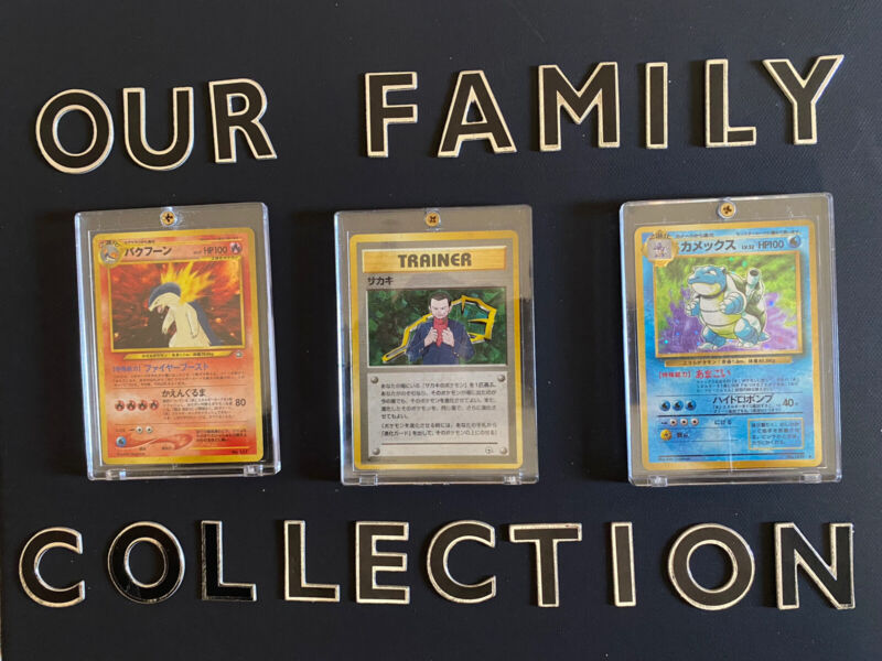 Pokemon Cards Japanese 11 Lot ~ 100% Vintage Wotc! 1st Edition + Rare Included!