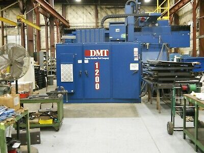 Dayton Machine Tool 1200 Series High Speed 5 - Axis Milling Machine Controls
