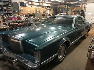 1979 ford lincoln mark 5 cartier