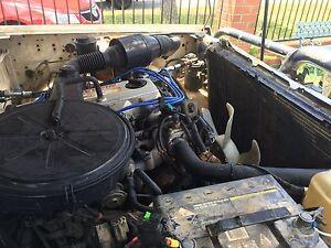 Rb30 Nissan patrol engine Kewdale Belmont Area Preview