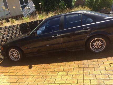 1996 bmw series 3 - E36 4 door