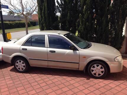 1999 MAZDA Protoje 323 (BJ) Auto