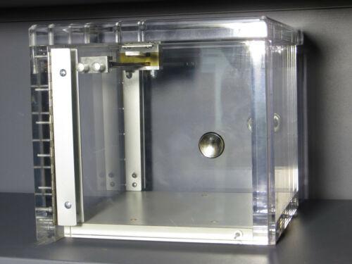 Bullet Resistant Bulletproof Bullet Proof Pass Thru Box Package Receiver