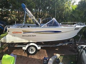 Stacer 525 Easy Rider Sports Bowrider Ocean Reef Joondalup Area Preview