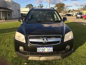 2007 Holden Captiva Wagon 7 seats Maddington Gosnells Area Preview