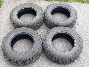 Toyo Open Country LT245/75R17