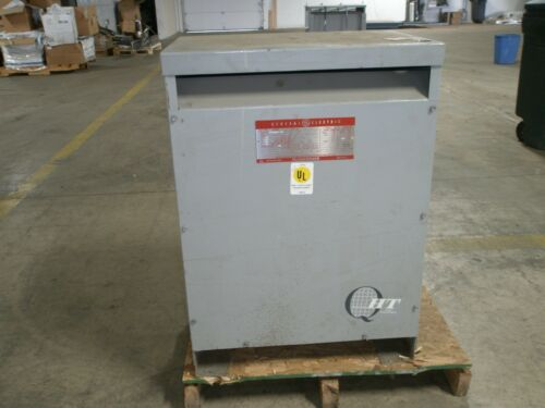 General Electric Transformer 40kva, 460 Primary, 460/266 Secondary, Type QL