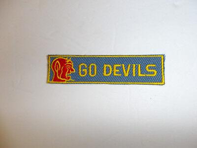 b5606 US Army Korea Go Devils Infantry Regiment pocket patch R8E