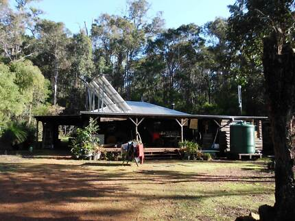REMOTE WILDERNESS BLOCK WITH 2 CABINS Manjimup Manjimup Area Preview