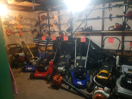 Lawn Mowers, Whipper snippers, Edger, Repairs,Accessories, Parts