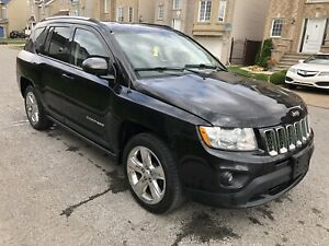 Jeep Compass 2011 AWD Limited 1 SEUL PROPRIO !! FULL EQUIP