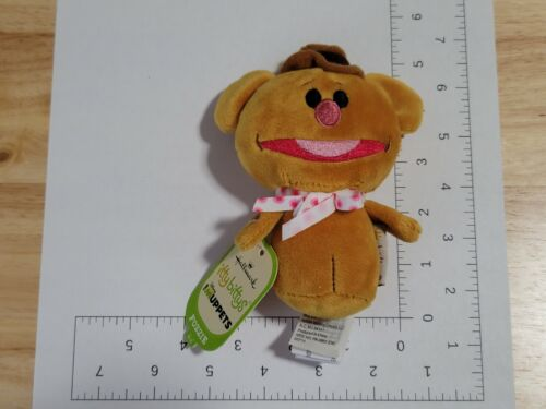 2015 Hallmark Itty Bittys Disney The Muppets Fozzie Plush NWT New with Tags