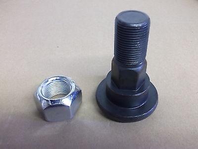 John Deere Rotary Cutter Blade Boltnut. W38054  Bb26  27 Models. C-details