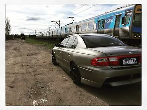 Holden commodore vt 1999 manual Campbellfield Hume Area Preview