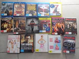 Asssorted Bluray 3D Bluray and DVD price is each Belmont Belmont Area Preview