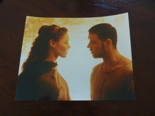 Russell Crowe Gladiator Movie Sexy Actor 8x10 Color Promo Photo #2