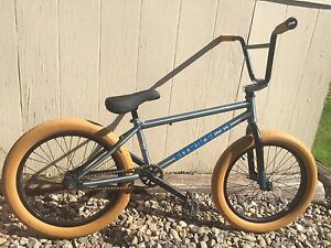 """BMX Fit Bike Co Shawn Mac One """"Not Stolen and reduced"""""""