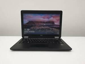 Dell Latitude E7250 i7 Laptop 8GB 128GB SSD WIN10