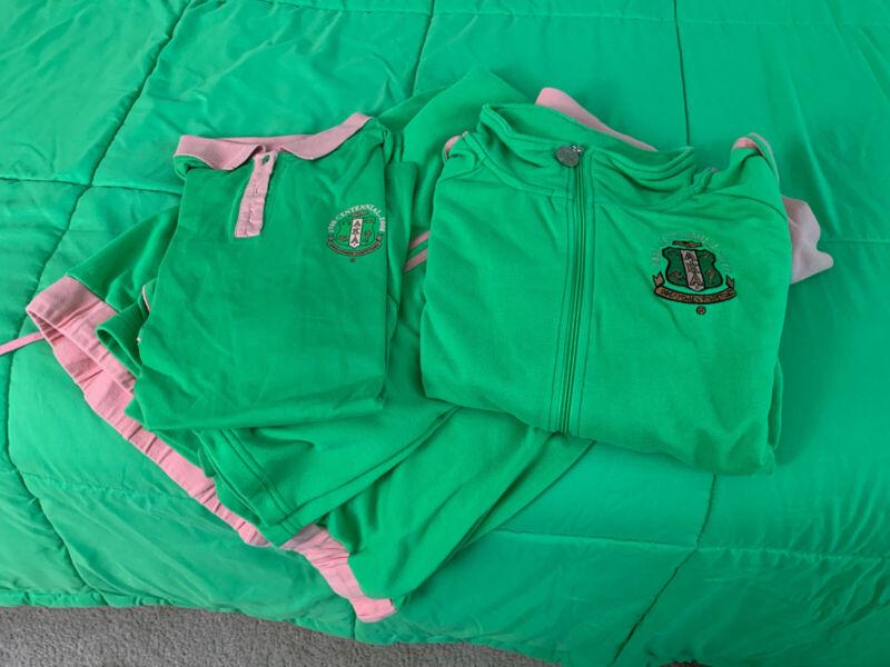 Alpha Kappa Alpha Sorority, Inc. (AKA) Centennial Jogging Suit