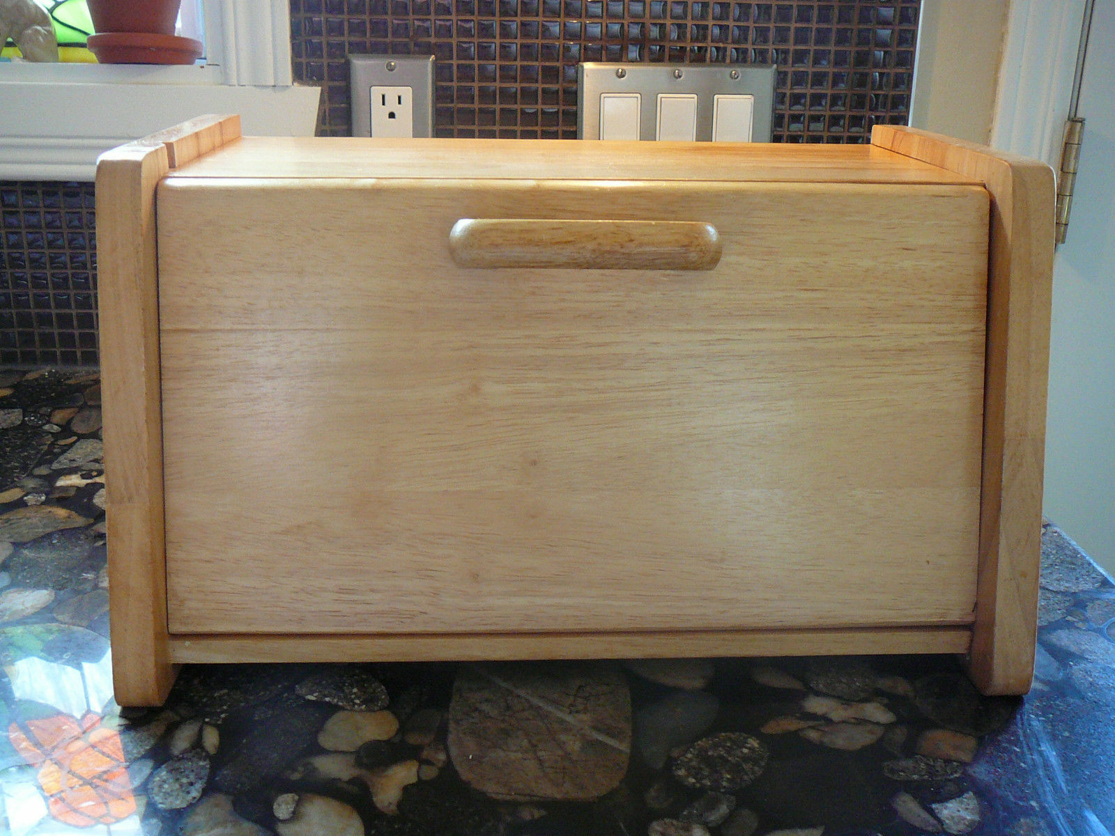 How To Build A Bread Box Ebay