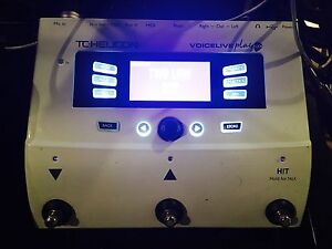TC Helicon - Voice Live Play Gtx + Switch 3