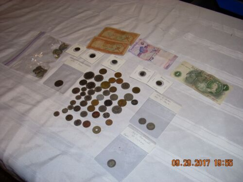 Coins of the world  LOT