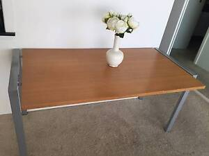 Wooden desk Woollahra Eastern Suburbs Preview