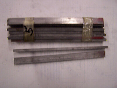 Stainless Steel Bar Stock Ends And Pieces