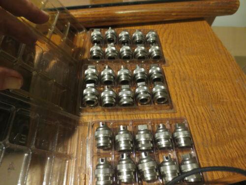 Lot of TEE JET Flat Spray Tips 65015 650033 650067 (34 Pieces)
