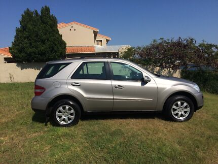 2007 Mercedes-Benz ML320