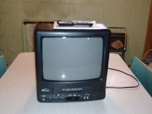 13in Misakai colour tv & cassette player