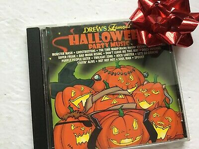 DREW's Famous HALLOWEEN Party Music MONSTER MASH + MORE  **WHY BUY MY CD?? - Drew's Halloween
