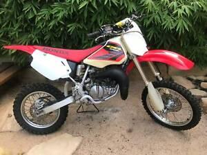 2002 Honda CR80