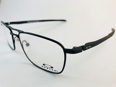 f92f5c996cb New Authentic Oakley Eyeglasses OX 5127 0153 Gauge 5.2 Truss matte black w  case