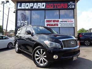 2011 Infiniti QX56 8Passenger, 2Dvds*No Accident*FactoryWarranty