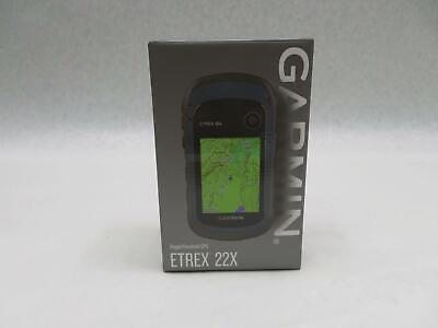 Garmin eTrex 22x Rugged Handheld GPS Navigator (010-02256-00)
