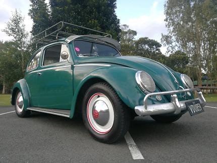 1959 Volkswagen VW Beetle Bug Original Rare Cruiser Patina Manual