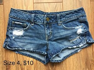 American Eagle Size 4 Womens Shorts