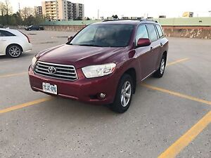 2008 Toyota Highlander ** Back up Camera**