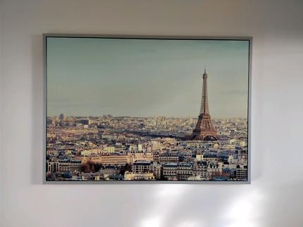 IKEA Vilshult Large Art 1.4mx1.0m Paris, RRP $90