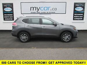 2014 Nissan Rogue SL LEATHER, POWER SUNROOF, HEATED SEATS!!!