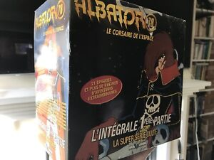 Collection Albator VHS