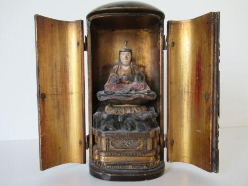 Japanese Meiji travelling shrine