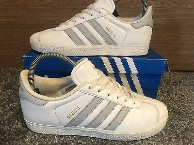 Adidas Gazelle Size 4  Trainers Boxed